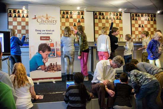 Workshop tatasteel Chess